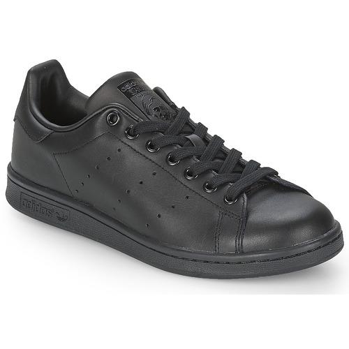adidas stan smith zwart