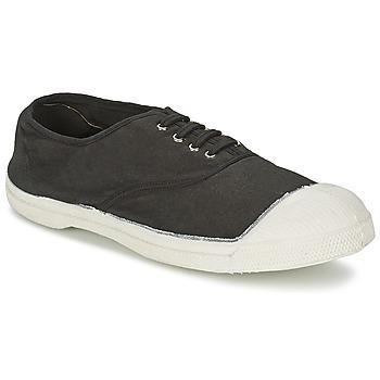 Schoenen Dames Lage sneakers Bensimon TENNIS LACET Grijs / Donker