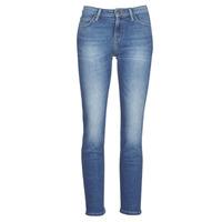 Textiel Dames Straight jeans Lee ELLY Blauw / Medium