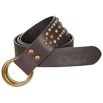 Accessoires Dames Riemen Polo Ralph Lauren DOUBLE O RING Bruin