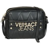 Tassen Dames Schoudertassen met riem Versace Jeans SOTARA Zwart