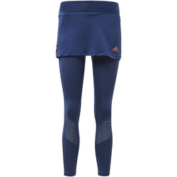 Textiel Dames Leggings adidas Performance Roland Garros Rok Legging blue