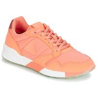Schoenen Dames Lage sneakers Le Coq Sportif OMEGA X W METALLIC Papaya / Punch
