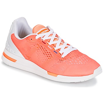 Schoenen Dames Lage sneakers Le Coq Sportif LCS R PRO W ENGINEERED MESH Papaya / Punch