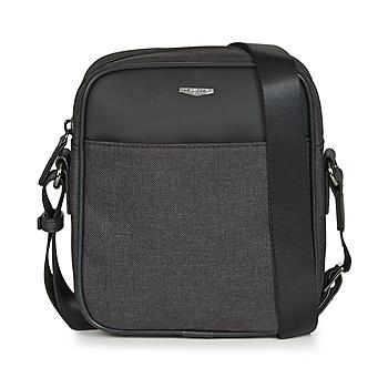 Tassen Heren Tasjes / Handtasjes Hexagona MERCURE Zwart / Grijs