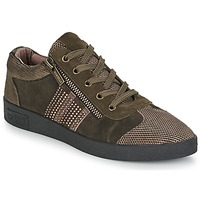 Schoenen Dames Lage sneakers Mam'Zelle BADRIA Bruin