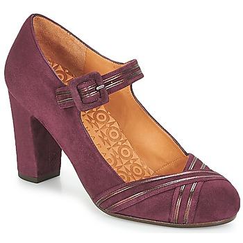 Schoenen Dames pumps Chie Mihara KALEI Bordeau