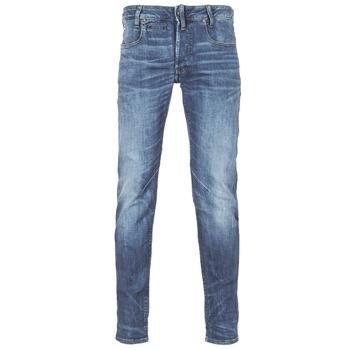 Textiel Heren Skinny jeans G-Star Raw D-STAQ 5-PKT SLIM Blauw / Medium / Indigo / Vintage