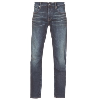 Textiel Heren Straight jeans G-Star Raw 3301 STRAIGHT Blauw / Vintage / Antic