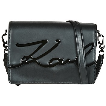 K/SIGNATURE SHOULDERBAG