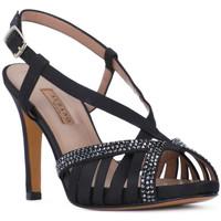 Schoenen Dames Sandalen / Open schoenen Albano RASO NERO Nero