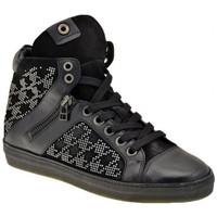 Schoenen Dames Hoge sneakers Janet&Janet  Zwart