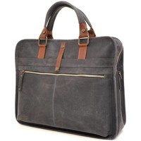 Tassen Dames Aktentassen / Zakentassen Berba Leren laptoptas Barbarossa 826-129-07 Navy Blue