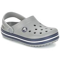 Schoenen Kinderen Klompen Crocs CROCBAND CLOG K Grijs / Marine