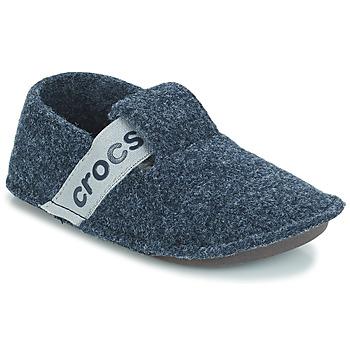 Schoenen Kinderen Sloffen Crocs CLASSIC SLIPPER K Marine