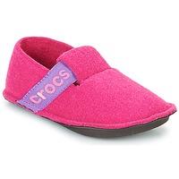 Schoenen Meisjes Sloffen Crocs CLASSIC SLIPPER K Roze