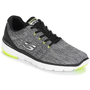 Schoenen Heren Fitness Skechers FLEX ADVANTAGE 3.0 Grijs