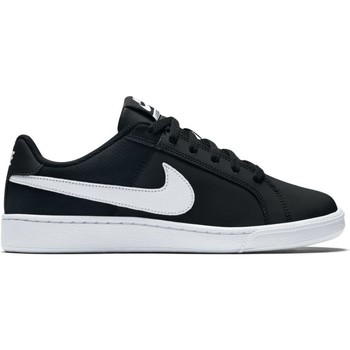 Schoenen Lage sneakers Nike Women's  Court Royale Shoe 749867 NEGRO