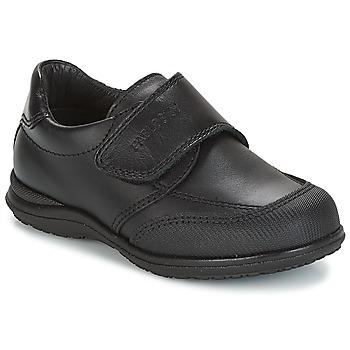 Schoenen Jongens Derby Pablosky BAKLAVO Zwart