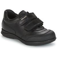 Schoenen Jongens Derby Pablosky BAKKYLIN Zwart