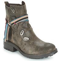 Schoenen Dames Laarzen Felmini NOUMERAT Bruin