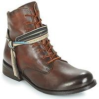 Schoenen Dames Laarzen Felmini SANTIAGO Bruin