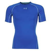 Textiel Heren T-shirts korte mouwen Under Armour UA HG ARMOUR SS COMPRESSION Blauw