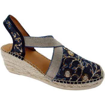 Schoenen Dames Sandalen / Open schoenen Toni Pons TOPTERRA-ORte blu