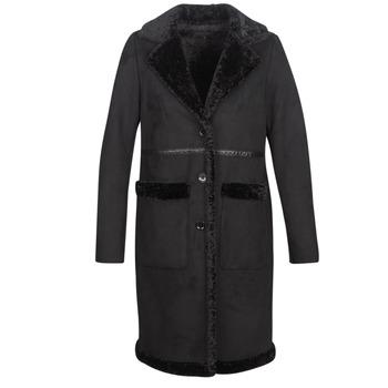 Textiel Dames Mantel jassen Oakwood PORTOBELLO Zwart