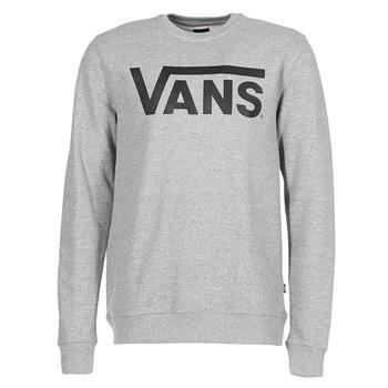 Textiel Heren Sweaters / Sweatshirts Vans VANS CLASSIC CREW Grijs