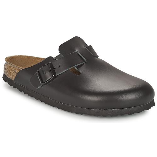 Schoenen Klompen Birkenstock BOSTON Zwart