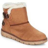 Schoenen Dames Laarzen Tom Tailor SIDYA Camel