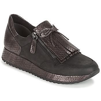 Schoenen Dames Lage sneakers Tamaris DIVA Zwart