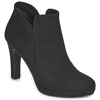 Schoenen Dames Enkellaarzen Tamaris LYCORIS Zwart