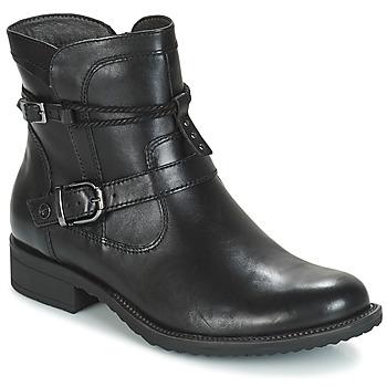 Schoenen Dames Laarzen Tamaris ANOUK Zwart