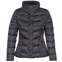 Textiel Dames Dons gevoerde jassen Kaporal GLIT Zwart