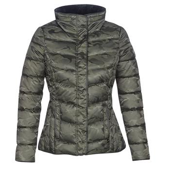 Textiel Dames Dons gevoerde jassen Kaporal GLIT Kaki