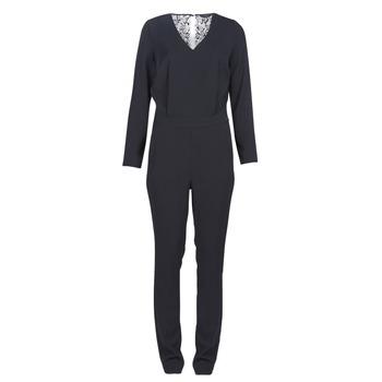Textiel Dames Jumpsuites / Tuinbroeken Kaporal GWADA Zwart