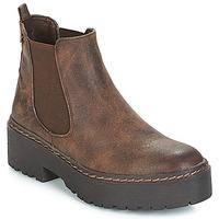 Schoenen Dames Laarzen Refresh SOBAO Bruin
