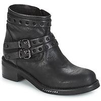 Schoenen Dames Laarzen Mimmu MAIRON Zwart