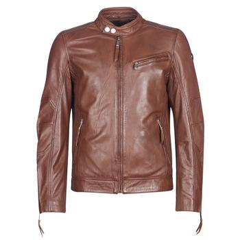 Textiel Heren Leren jas / kunstleren jas Redskins TRUST CASTING Bruin