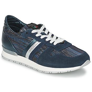 Schoenen Dames Lage sneakers Serafini LOS ANGELES Blauw