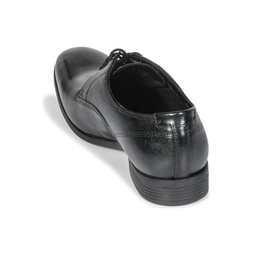 Schoenen KJKHGDsdgjdiJKJHM  Clarks GILMORE Zwart / Leer