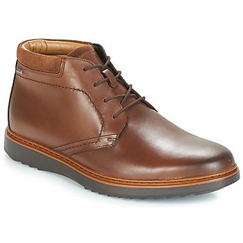 Schoenen Heren Laarzen Clarks UN Bruin