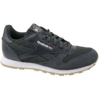 Schoenen Kinderen Sneakers Reebok Sport Cl Leather Mcc Grise