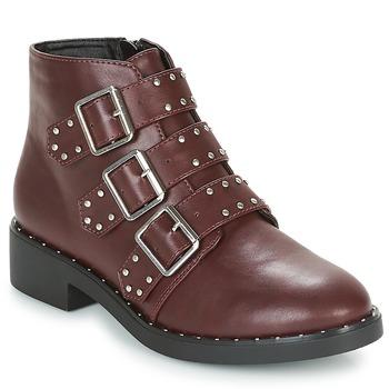 Schoenen Dames Laarzen Coolway CHIP Bordeau