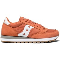 Schoenen Dames Sneakers Saucony JAZZ ORIGINAL RED Naranja