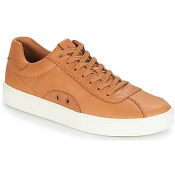Schoenen Heren Lage sneakers Polo Ralph Lauren COURT 100 Bruin