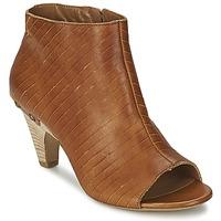 Schoenen Dames Low boots Vic GONCO Bruin