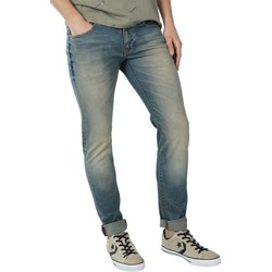 Textiel Heren Skinny jeans Pearly King 15 year iggy jeans Denim